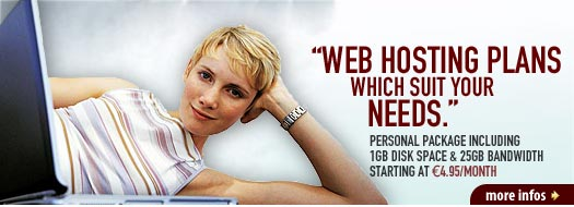 Web hosting plans which suit your needs
